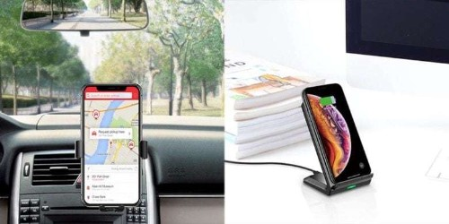 Wirelessly charge your iPhone at home or in the car [Deals]