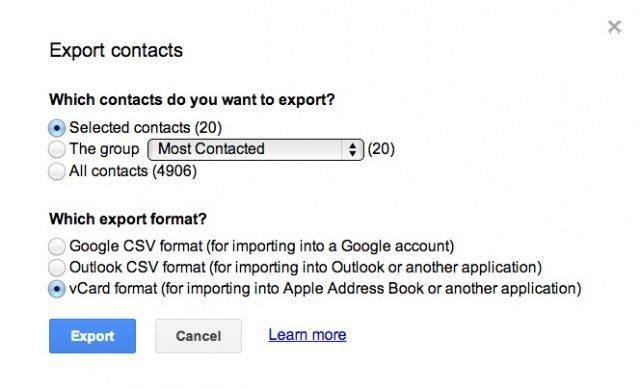 Transfer Google Contacts To iCloud Simply And Easily [iOS Tips]
