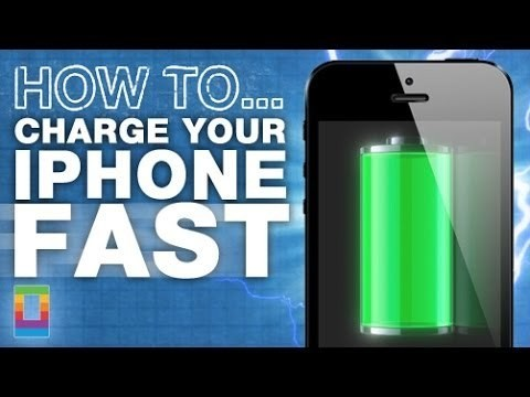 Charge your iPhone faster than ever with this quick tip