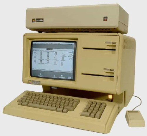 Original source code for Apple's ill-fated Lisa will be made public next year