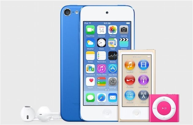 Believe it or not, Apple's working on new 64-bit iPods