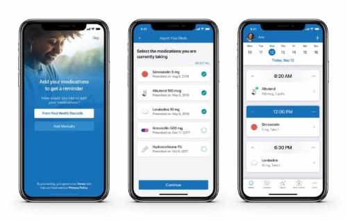 Popular medication tracking app gets Health Records integration