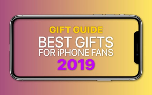 Amazing gifts for any iPhone fan [Gift Guide 2019]