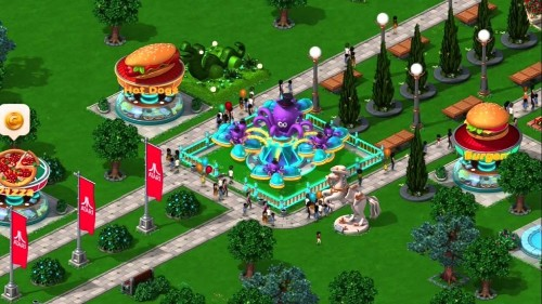 New RollerCoaster Tycoon Game Is Headed To iOS [Video]