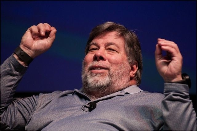 """Woz: Apple Will Launch Products That Will """"Surprise And Shock Us All"""""""