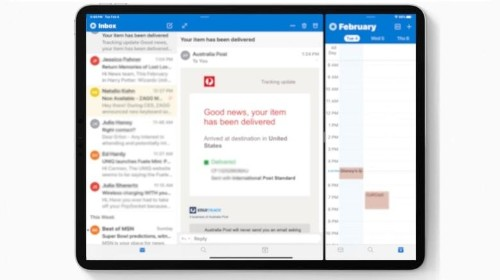 Microsoft Outlook gets way more iPad-friendly