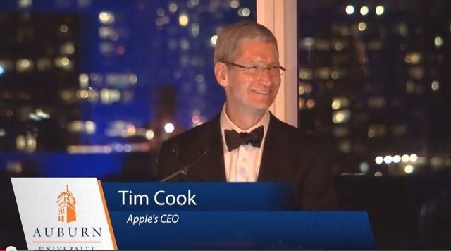 Tim Cook: How The Klan, MLK and Bobby Kennedy Shaped Me