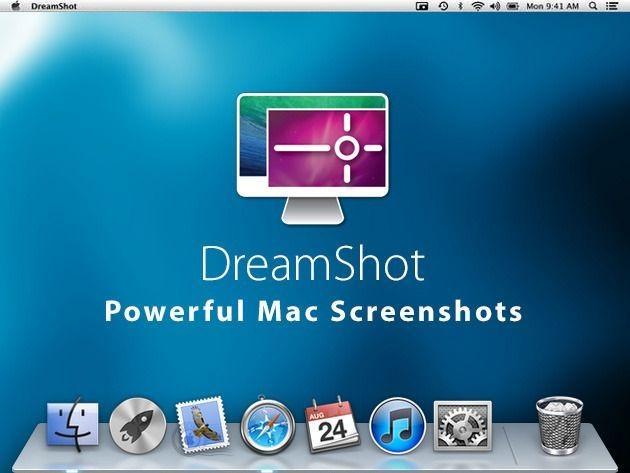 DreamShot: One Keyboard Shortcut For All Your Screenshot Needs [Deals]