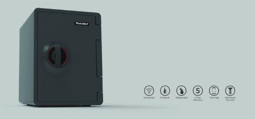 HomeKit-compatible safe gives us hope for the future