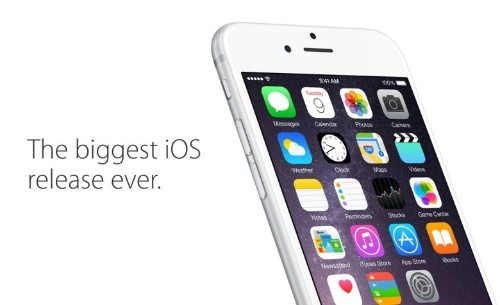 The evolution of iOS: From iPhone OS To iOS 8