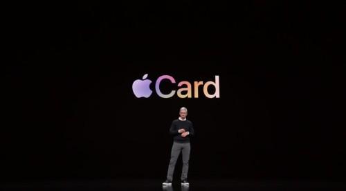 Goldman Sachs CEO says he's already using Apple Card