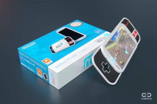 This Nintendo phone concept would totally convert me to Android