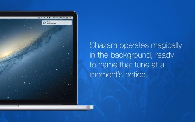 Shazam unleashes new always-on music recognition app for Mac