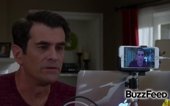 How an entire Modern Family episode was shot using iOS devices
