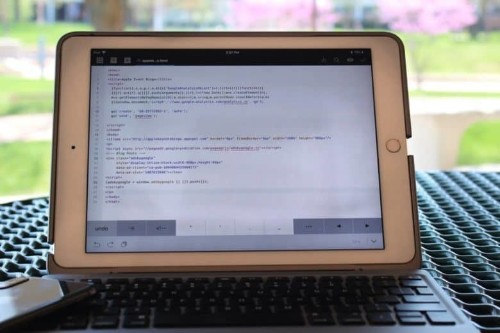 Turn your device into a programming powerhouse with Coda [50 Essential iOS Apps #12]
