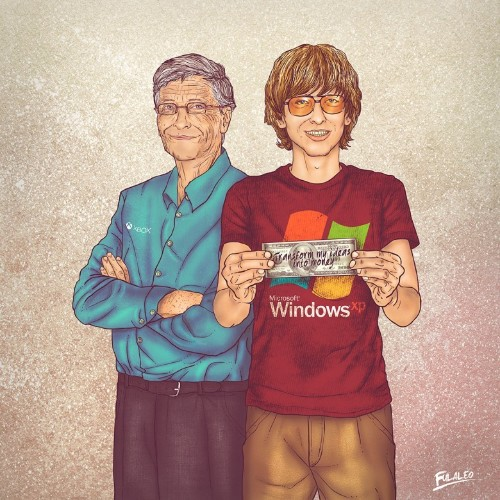 Today in Apple history: Bill Gates urges Apple to license Mac OS