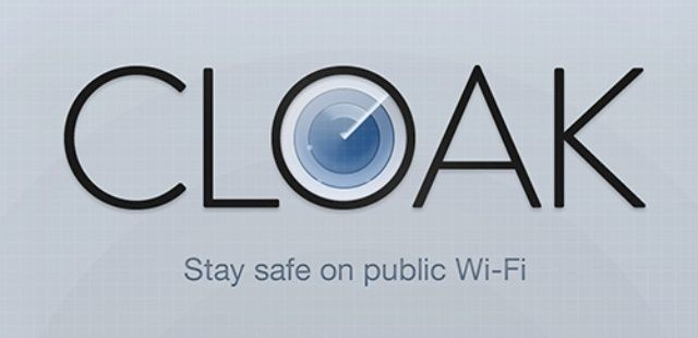 Protect Yourself On Public Wi-Fi With Cloak [Deals]