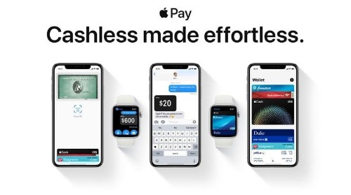 Apple Pay could soon handle 10% of card transactions worldwide