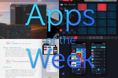 The week's best iOS 13 apps (and one Mac app)