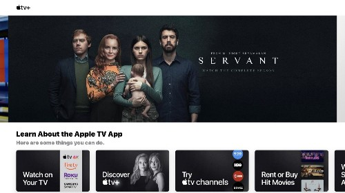 A tiny percentage of iPhone buyers claimed free Apple TV+ subscription