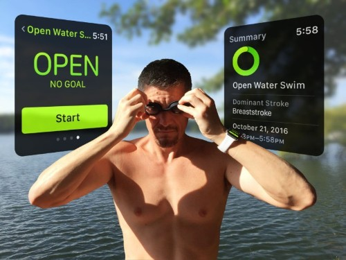 A swimmer's view of Apple Watch Series 2 [Reviews]