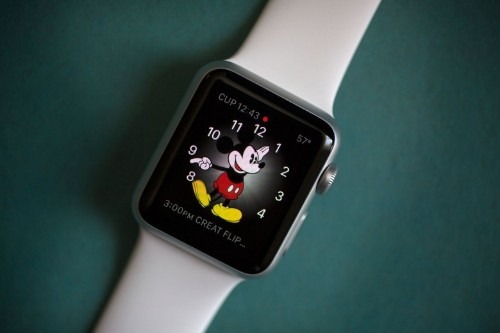 Apple doesn't want Watch apps that tell time