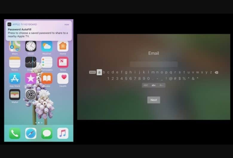 tvOS 12 makes entering passwords via iPhone way easier on Apple TV