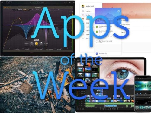 The best firewall, reminders and video editing apps this week