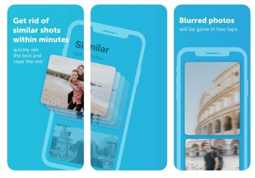 Gemini Photos saves your iPhone storage from unwanted photos