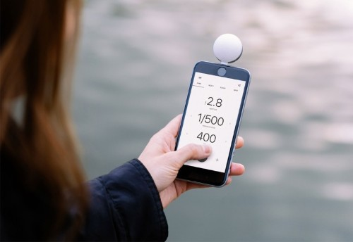 iPhone light meter will make your photos shine