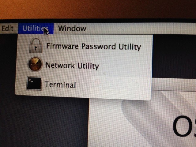 Make Your Mac Even More Secure With A Firmware Password [OS X Tips]