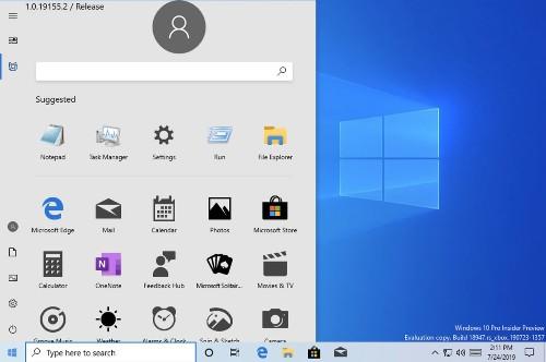 Huge Windows 10 leak reveals new Launchpad-style Start menu