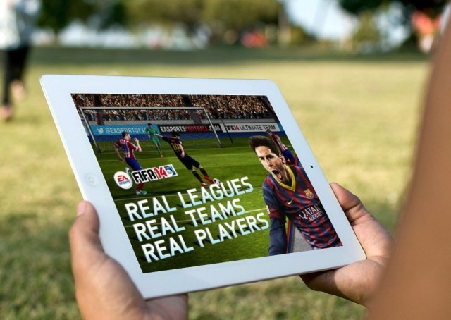 FIFA 14 Now Available On iOS For Free