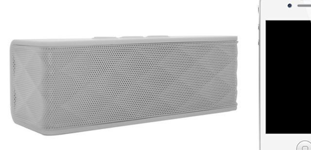 Jam Out Anywhere With The Soundbrick Bluetooth Speaker [Deals]