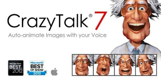 Animate Any Images With CrazyTalk7 Pro For Mac [Deals]