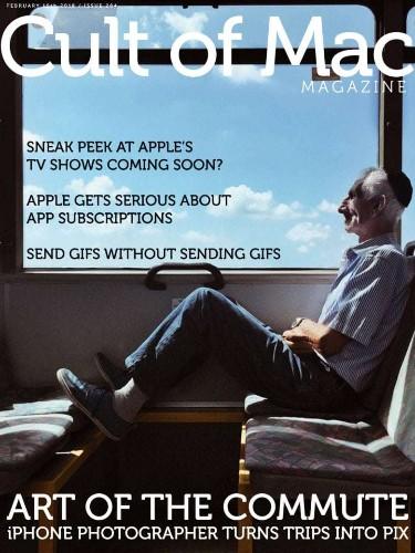 Art of the commute: Dina Alfasi's iPhone pix are a trip [Cult of Mac Magazine No. 284]