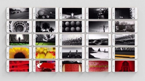 Apple pushes iPhone camera capabilities in new ad