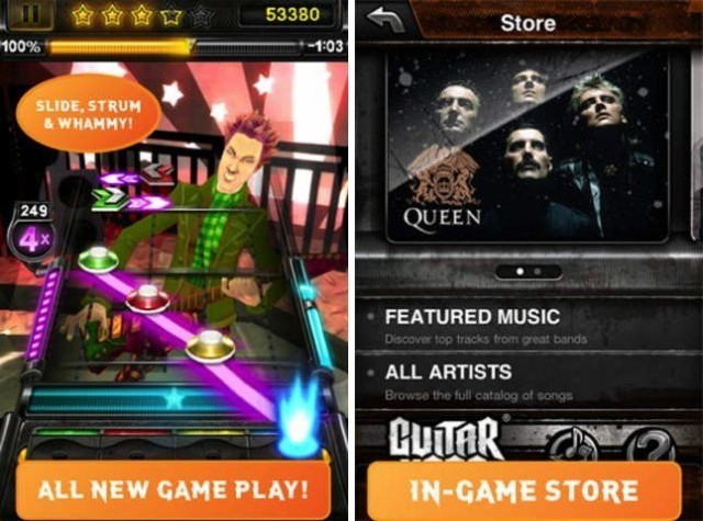 Guitar Hero Plays Its Last iOS Solo This Month