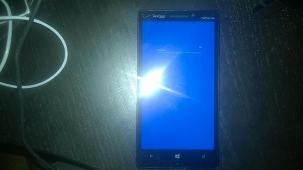 The Blue Screen of Death is still alive and well on Windows Phone