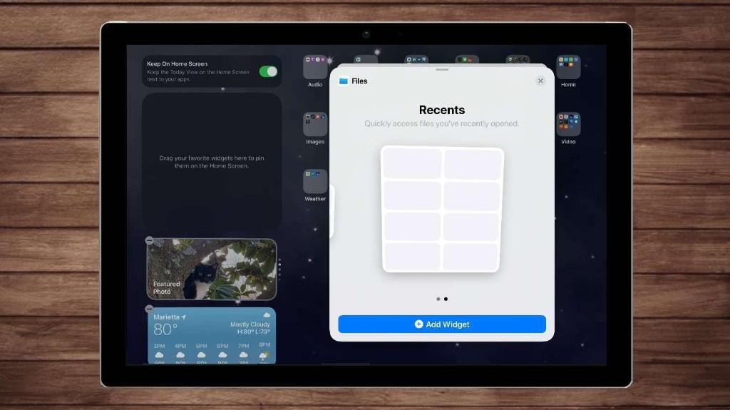 iOS 14 beta 2 adds Files widget, other tweaks | Cult of Mac