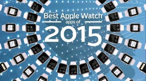 Best Apple Watch apps of 2015