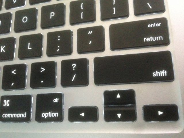 Ignore The Mouse: Enable And Use Full Keyboard Access On Your Mac [OS X Tips]