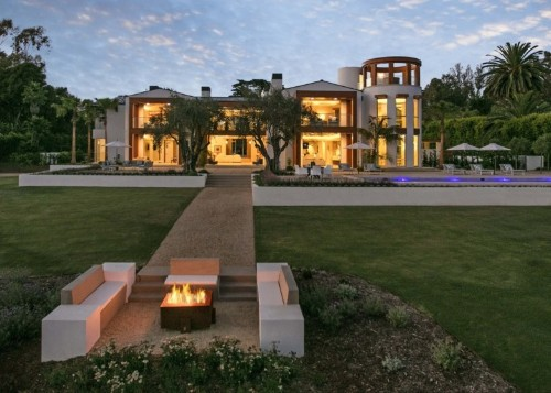 Ex-Apple exec's $35 million mansion is smart home of our dreams