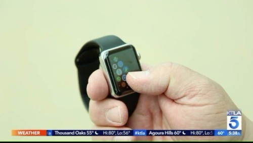 Surfer finds Apple Watch lost at sea for 6 months – and it still works!
