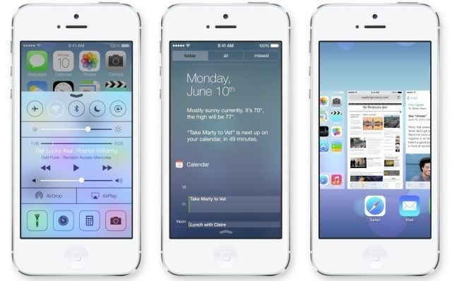 Why iOS 7 Is A Masterpiece of Design
