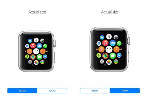 Your iPhone can help you decide which Apple Watch case fits best
