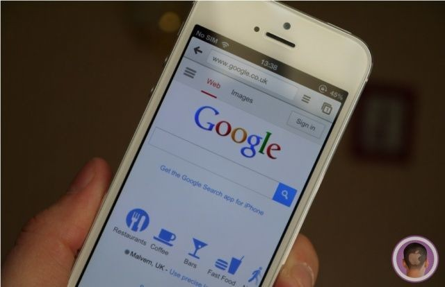Google warns iPhone users when sites use Adobe Flash