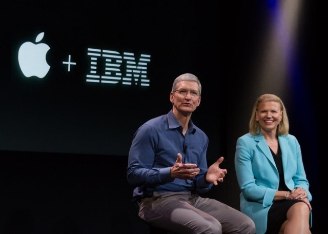 New Apple partner IBM prepares for another round of layoffs