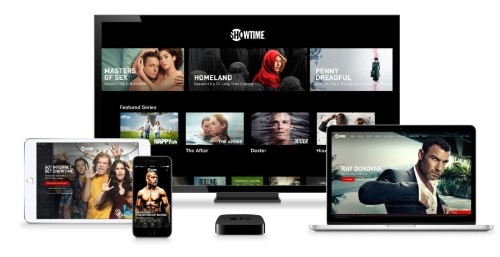 Showtime is now available on iOS and Apple TV without a cable subscription