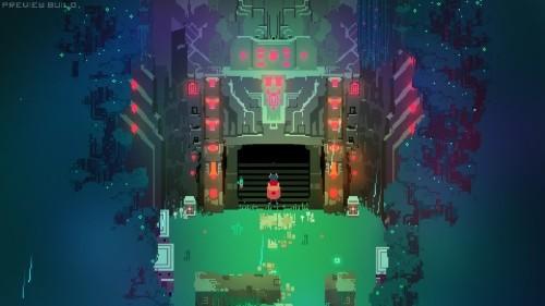 Hyper Light Drifter mashes up classics in a hot new sci-fi RPG